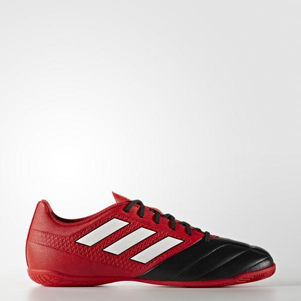 80a980b31b Chuteira Ace 17.4 - Futsal RED FTWR WHITE CORE BLACK BB1766