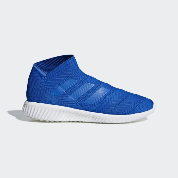 b74e9e0ee7c Nemeziz Tango 18.1 Trainers Football Blue   Football Blue   Ftwr White  AC7355