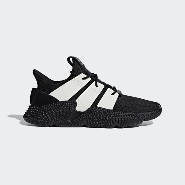 new product 6478a 0afea Scarpe Prophere Core Black   Ftwr White   Shock Lime B37462
