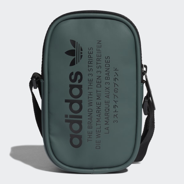 6c206d502 adidas NMD Pouch Bag Legend Ivy DV0141