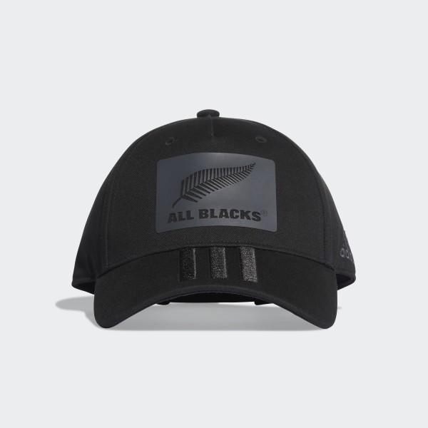97c635aa309 adidas All Blacks 3-Stripes Cap - Black