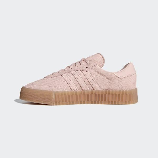 423abd58558 Samba Rose Shoes Icey Pink   Icey Pink   Gum B28164