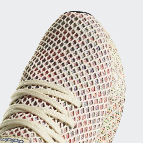 60cbef2f99ff Deerupt Pride Shoes Cream White   Ash Grey   Core Black CM8474