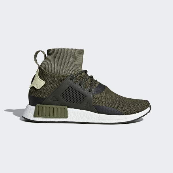 5901b0ef82 NMD XR1 Winter Shoes Olive Cargo   Night Cargo   Umber CQ3074