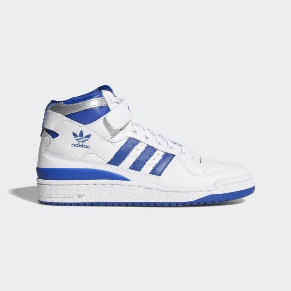 9dd81ae1e82 adidas Forum Refined Shoes - White