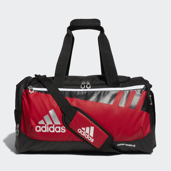 adidas Team Issue Duffel Bag Medium - Red   adidas US 421b8c525e