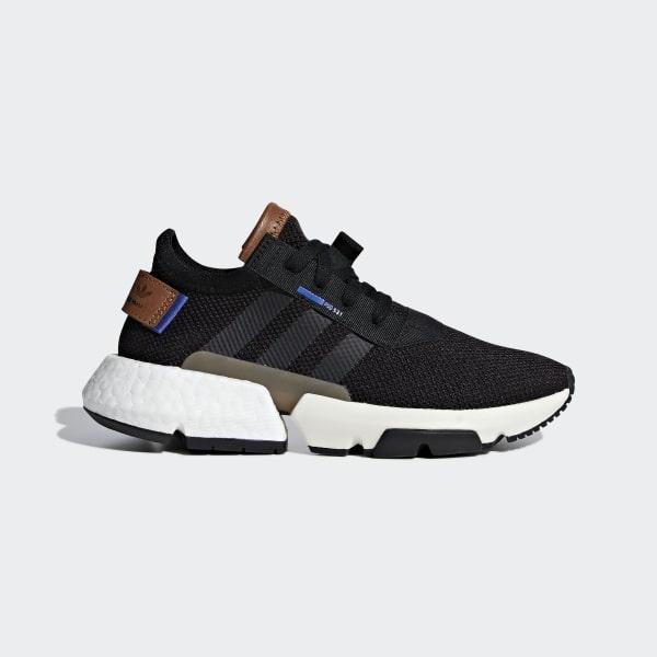 brand new b28ea 3a7c8 POD-S3.1 Shoes Core Black  Night Grey  Timber G54743