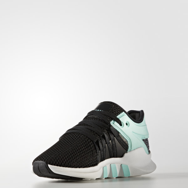 EQT Racing ADV Shoes Core Black Energy Aqua CP9677 a7f6ad0d2