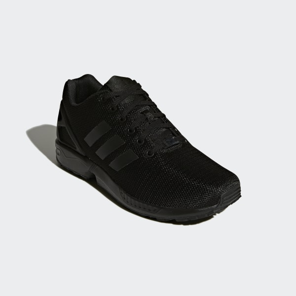 ac702e59c ZX Flux Shoes Core Black   Dark Grey   Core Black S32279