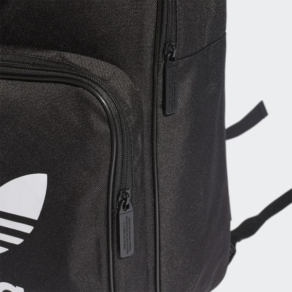 39ba2c18f5a5 adidas Classic Trefoil Backpack - Black