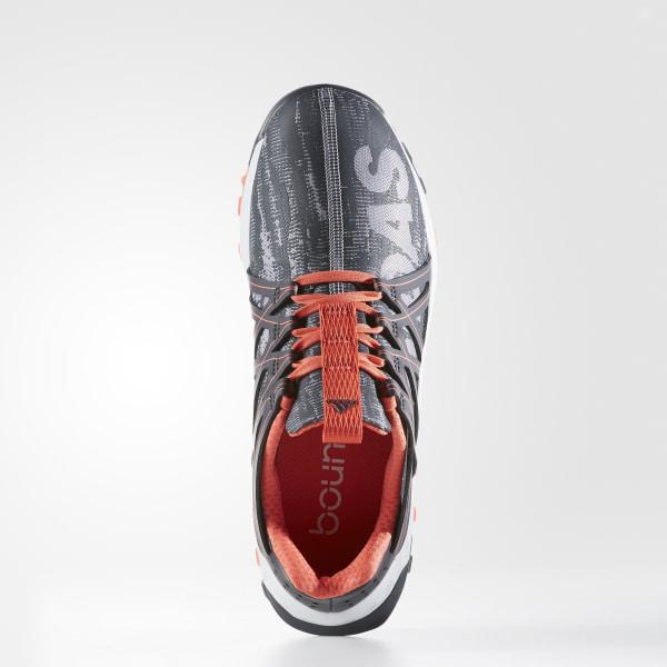 new concept 025bb 954f5 Vigor Bounce Shoes Grey   Grey   Easy Coral B42767