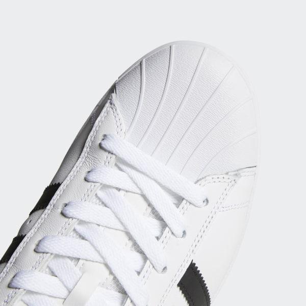 Zapatillas Superstar Vulc ADV FTWR WHITE CORE BLACK FTWR WHITE D68718 34d73fda04b3b