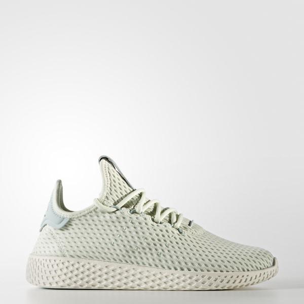 d830299cb Pharrell Williams Tennis Hu Shoes Linen Green   Linen Green   Cloud White  CP9806
