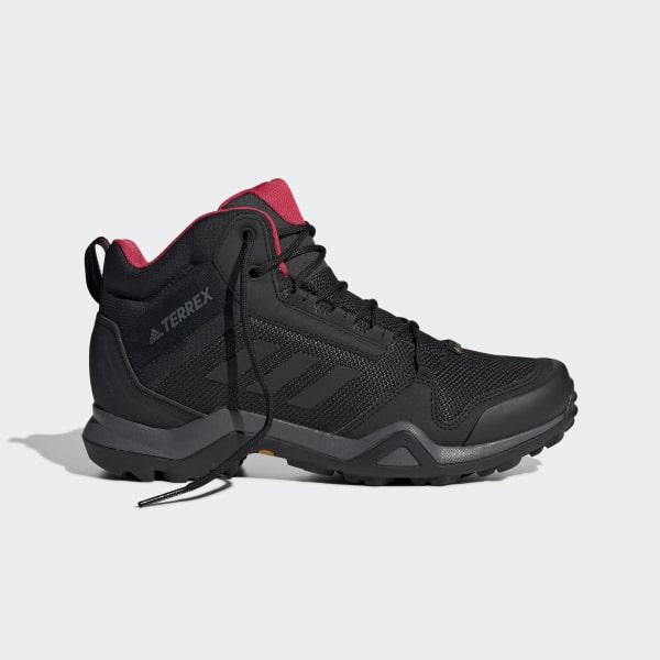 2fa14a1d7cf adidas Terrex AX3 Mid GTX Shoes - Black