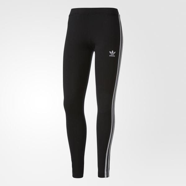 b85f88a1b adidas 3-Stripes Leggings - Black