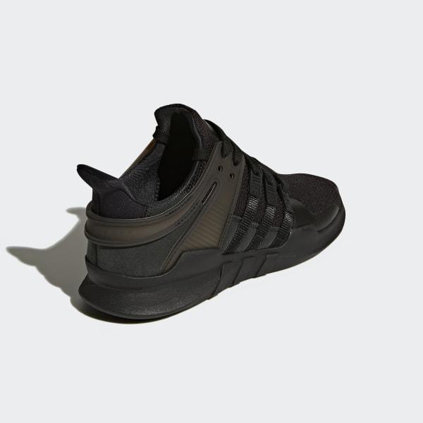size 40 f7e42 721fc EQT Support ADV Shoes Core BlackCore BlackSub Green BY9110