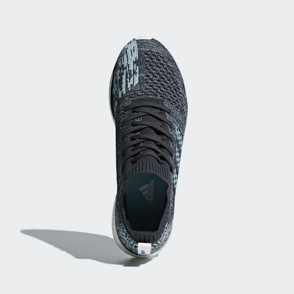 buy popular 3fff3 4d2f2 Adizero Prime Parley Shoes Carbon  Blue Spirit  Cloud White DB1252