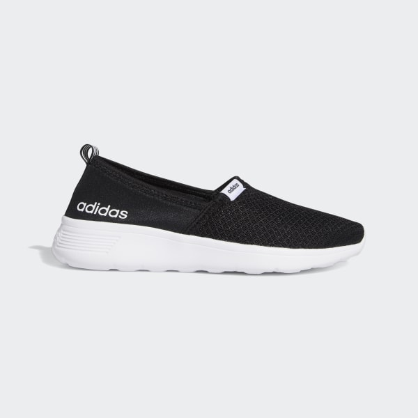 e1ef38886 Lite Racer Slip-On Shoes Core Black   Core Black   Cloud White F98974