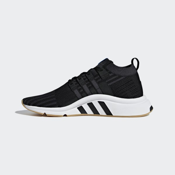 uk availability 58102 66de8 EQT Support Mid ADV Shoes Core Black  Core Black  Bluebird B37413