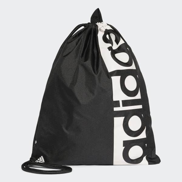 4699ec09162cd Mochila deportiva Linear Performance BLACK WHITE WHITE S99986