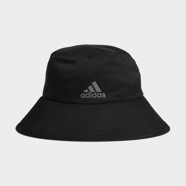 adidas Climaproof Bucket Hat - Black  1bf016ab299