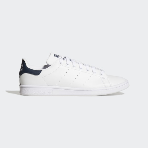 Tênis Stan Smith WHITE WHITE DARK BLUE CI9170 148a22ad82bb1
