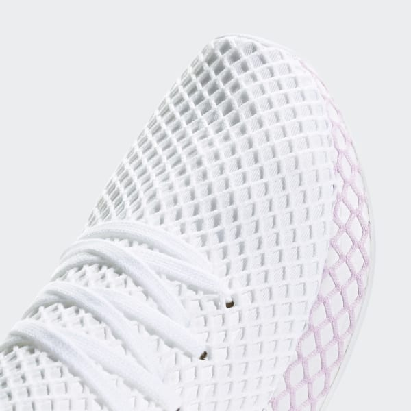 sports shoes f5da9 6a915 Deerupt Runner Shoes Ftwr White  Ftwr White  Clear Lilac B37601