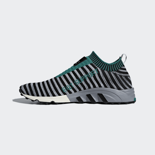 classic fit 09b73 11e7a EQT Support SK Primeknit Shoes Core Black  Grey One  Sub Green B37522