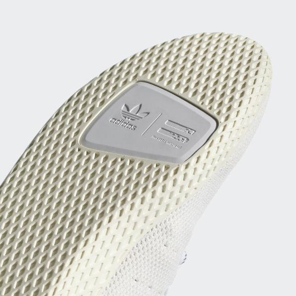 6acf5011b Pharrell Williams Hu Holi Tennis Hu BC Shoes Cream White   Cream White    Cloud White
