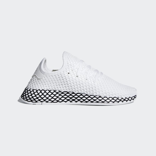 90a8b55cc43 Deerupt Runner Shoes Ftwr White   Ftwr White   Core Black AQ1790