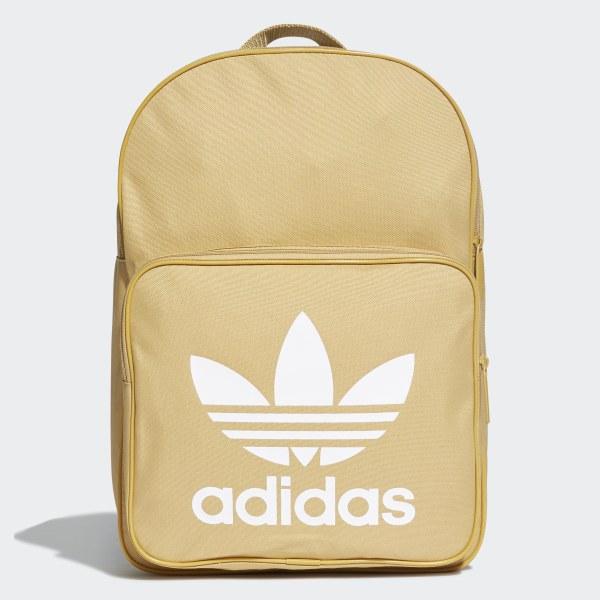 847e0591d3 adidas Classic Trefoil Backpack - Beige