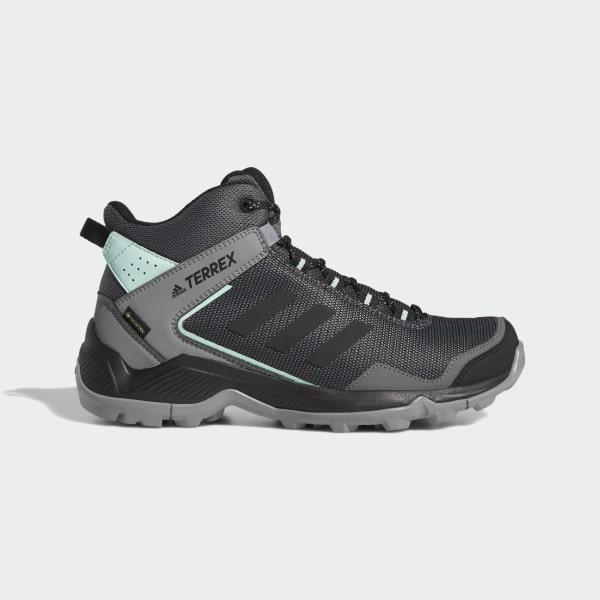 48b259c1a Terrex Eastrail Mid GTX Shoes Grey Four   Core Black   Clear Mint F36762