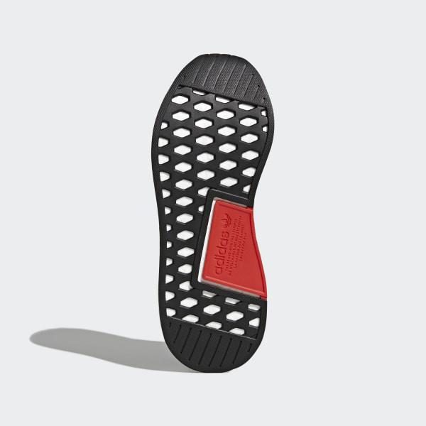 91f0a63af NMD CS2 Primeknit Shoes Core Black Carbon Red CQ2372