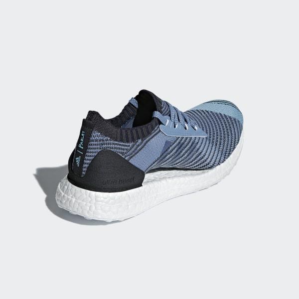 e56052d982dc3 Ultraboost X Parley Shoes Raw Grey   Carbon   Legend Ink AQ0421