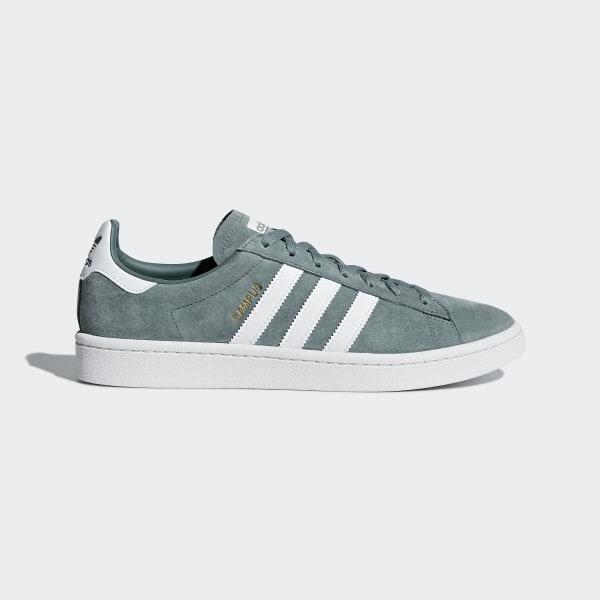 sale retailer 2fdb9 0cebf Campus Shoes Raw Green  Cloud White  Crystal White B37822