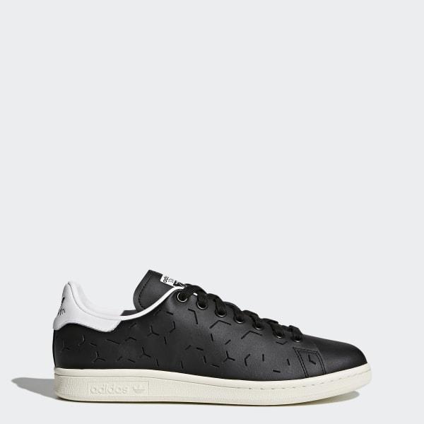 e0c23f2df6b adidas Stan Smith Shoes - Black | adidas Finland