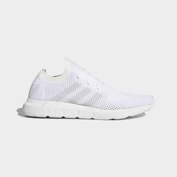 online store 455d4 f9954 Swift Run Primeknit Shoes Ftwr White   Grey One   Ftwr White CQ2892