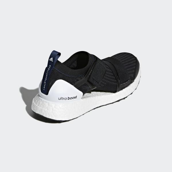 b8366cd6a Ultraboost X Shoes Core Black   Night Grey   Collegiate Navy BB6267
