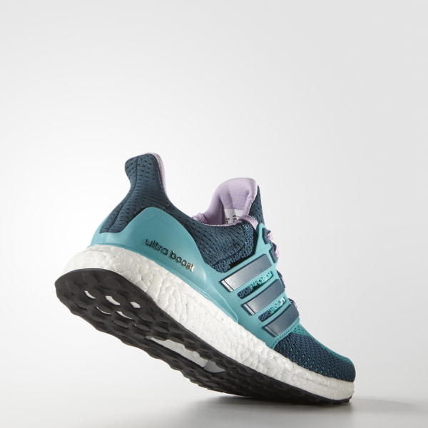 d32aba211421e Ultra Boost Shoes Clear Green   Mineral   Purple Glow AF5140