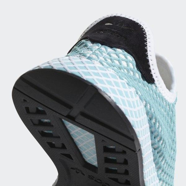 outlet store f9d59 03e1e Chaussure Deerupt Runner Parley BlueFtwr WhiteBlue Spirit CQ2908