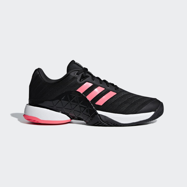 new arrivals a7fc0 2a442 Barricade 2018 Shoes Core Black  Core Black  Flash Red AH2092