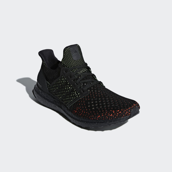 1eb0924862e Ultraboost Clima Shoes Core Black   Core Black   Solar Red AQ0482