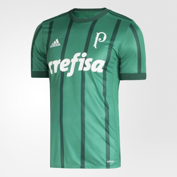 Camisa Palmeiras 1 Authentic BOLD GREEN COLLEGIATE GREEN CI3159 2a43ea8a7dacb