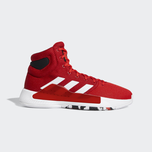 314de3037f99 Chaussure Pro Bounce Madness 2019 - rouge adidas