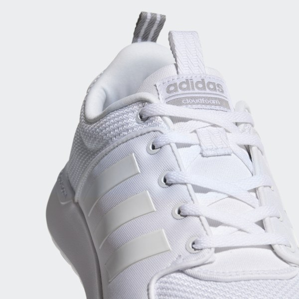 low priced 1df86 d70c5 Cloudfoam Lite Racer Shoes Footwear WhiteClear Onyx AW4262