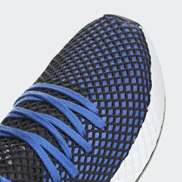 more photos d0024 43459 Deerupt Runner Shoes Hi-Res Blue  Hi-Res Blue  Core Black B41764