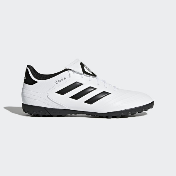 premium selection cf266 40bb3 Zapatos de Fútbol COPA TANGO 18.4 TF FTWR WHITE CORE BLACK TACTILE GOLD MET