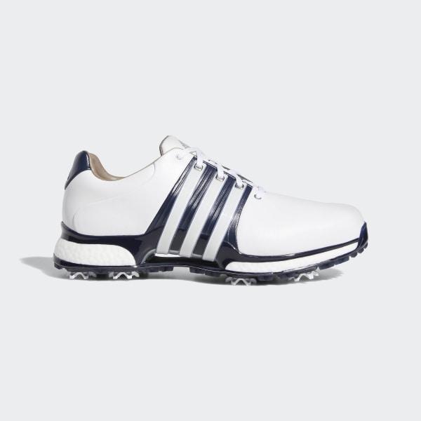 c504e4d314dfc Tour360 XT Wide Shoes Ftwr White   Collegiate Navy   Silver Met. BD7125