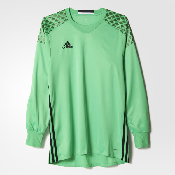 838baa489 Onore 16 Goalkeeper Jersey Solar Lime   Raw Lime   Black AH9700