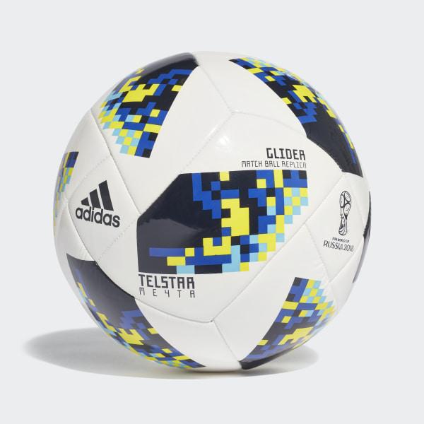 Pelota Glider Eliminatorias Copa Mundial de la FIFA WHITE NIGHT INDIGO  CW4688 bb8f680666365